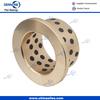 solid inlaid brass bearing.eiector gide bushing