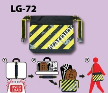 Luggage belt bag