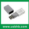 Hot sell 8GB Metal glass USB flash drive