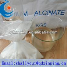 food chemicals used in beverage additive sodium alginate