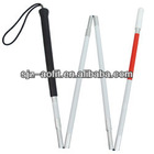 2013 new products white canes for the blind,blind walking stick made in China
