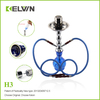 K7 China Kelvin 2 in 1 e cigarette wholesale H3 designer hookah