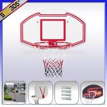 durable basketball goal post