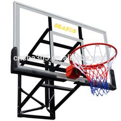 Wall fixing basketball Acrylic backboard with padding