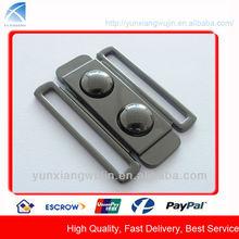 CD7887 Custom Made Fashion Metal Clasp Belt Buckle