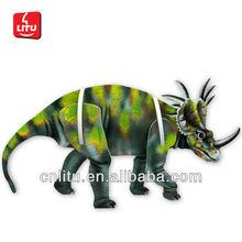 Jeu de puzzle auto- montage cadeau( dinosaure jurassic park)