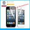 Screen protectors sticker screen for apple iPhone 5 oem/odm(Anti-Fingerprint)
