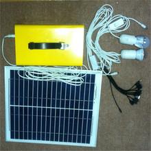 china superb 30W 50W 80W solar panel lamp with tuv ce