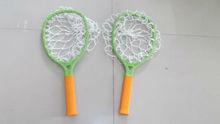Plastic mesh bag racket
