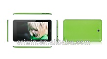 6.6inch MTK8317dual core ZX-MD6001 android 4.1 6 inch android tablet pc gps