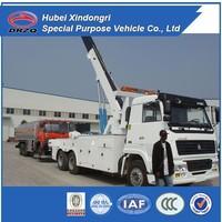 sinotruk heavy duty rotator wrecker for sale, tow truck wheel lift