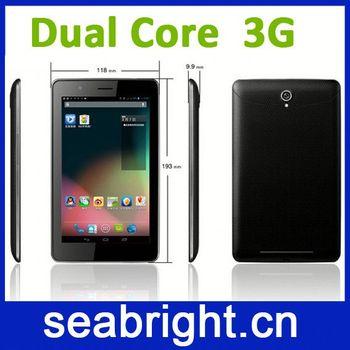 High Quality super slim tablets 7-Inch 8GB/1GB