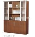 De oficina de madera del gabinete de presentación/contador/cy-11-209 librería
