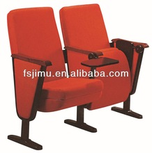 theater furniture folding stadium chairs/armchair cinema seating