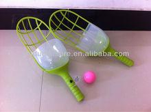 carbon beach racket Plastic racket with LED lightFun-Air Scoop Ball