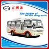 7.2m 23-27 Seats Desel Mini Bus with air conditioner