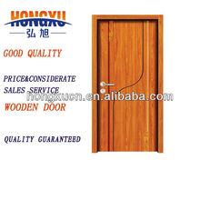 morden mahogany solid wood door