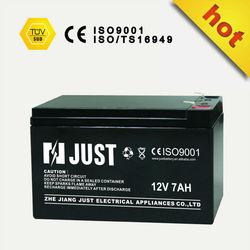 Deep Cycle Performance AGM battery 6V 7AH