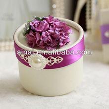 Many Types Gift Wedding Box / Flower Round Paper Candy Box / Wedding Candy Box