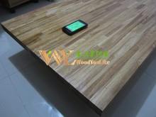 100% FSC Solid Wood Restaurant Table Tops