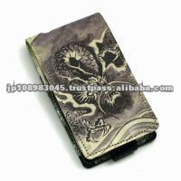 Case for iPhone, Case for Apple, leather designer made in Japan