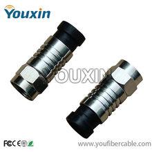 RG11 RG59 RG6 Coaxial Cable RF RG6 conectores