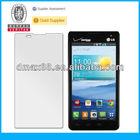 Mobile phone accessories wholesale for LG Lucid 2 VS870 oem/odm(Anti-Fingerprint)