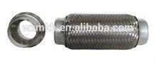 inner braid auto exhaust flex pipe