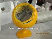 Ball Shape Pet Chair With Fibre Glass Shell