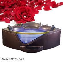 HOT! small massage bathtub/bathtub & sink/bathtub with skirt panelHS-B290A