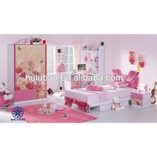 best sale kids furniture girls furniture pink wardrobe 962A