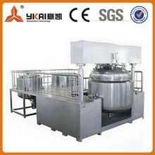 Zjr-350l cosméticos máquina machin dispersor de chuveiro automatizado