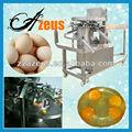 la tecnología avanzada automática de huevo líquido maquinaria con precio barato