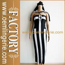 Holloween women Cross Adult Costumes