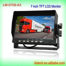 2013 New design Bus/RV rear view car monitor (LM-070S-A3)