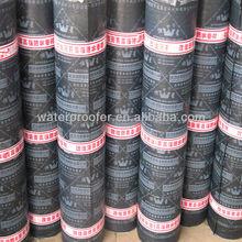 modified SBS bitumen waterproofing roofing rolls product