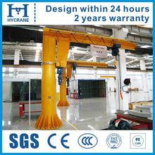 Henan brand hot sale swivel jib crane