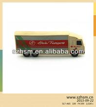 Bus shaped cartoon character bulk 1gb USB flash drives