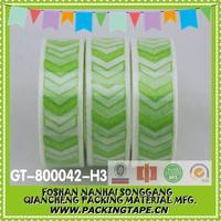 Multifunctional colorful masking tape for general purpose