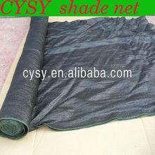 100% HDPE sun shadow net/ green shade net/ black shade net