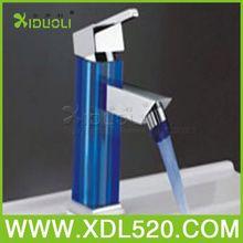 water faucet brands/faucet body/dual handle tap