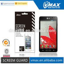 Wholesale Mobile phone accessory for LG Optimus F7 oem/odm(Anti-Fingerprint)