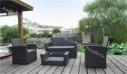 2014poly rattan garden furniture /new garden sofa set / rattan furniture set
