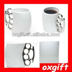 OXGIFT Unique Design Fist Cup
