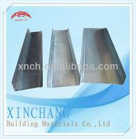 Galvanized steel joist