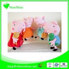 Super lovely kids pig dog toy