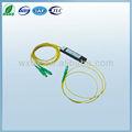 de fibra óptica de acero del tubo divisor