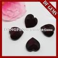 Corindón sintético 8# ruby piedras preciosas sueltas de corindón