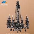 Antichi lampadari di candela& ciondolo infissi luci