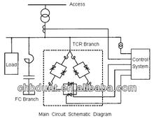 Low Voltage Dynamic Reactive Power Compensator / Energy Saving Device